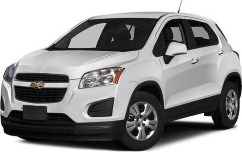 2015 Chevrolet Trax Recalls Cars