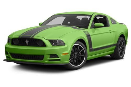 2013 Ford Mustang  sc 1 st  Cars.com & Ford Mustang Coupe Models Price Specs Reviews | Cars.com markmcfarlin.com