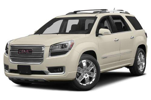 2013 Gmc Acadia Trim Levels Configurations At A Glance Cars Com