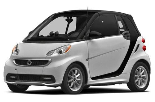 2013 smart fortwo electric drive 2dr Convertible