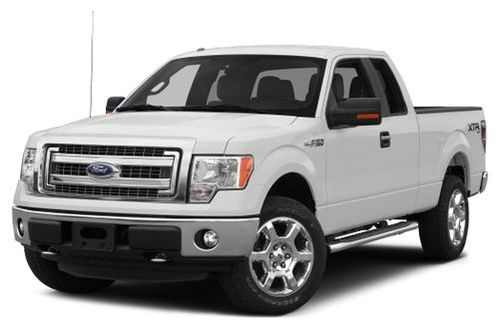 2014 Ford F150 Specs Pictures Trims Colors  Carscom
