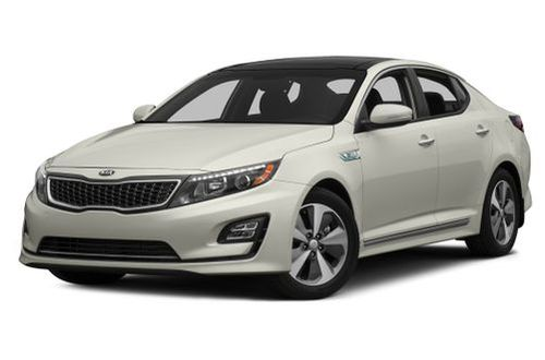 2017 Kia Optima Hybrid 4dr Sedan