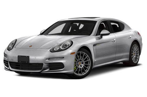2014 Porsche Panamera E-Hybrid