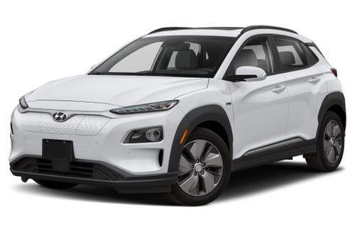 2019 Hyundai Kona EV 4dr FWD