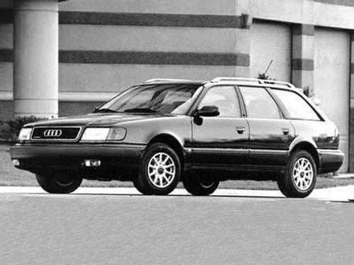 100 Quattro Wagon