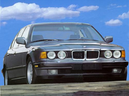 1992 BMW 750