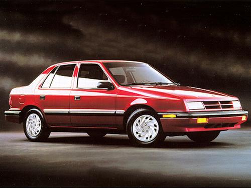 1992 Dodge Shadow