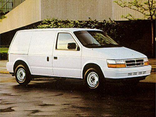 1992 Dodge Caravan C/V