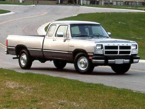 1992 Dodge D250