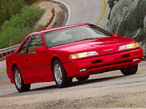 1992 Ford Thunderbird