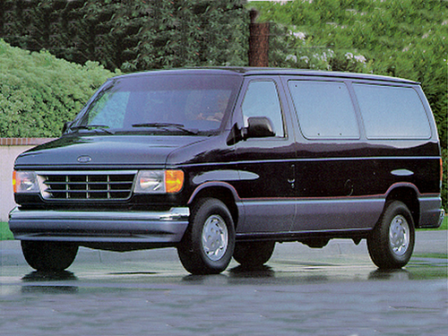 1992 Ford Club Wagon