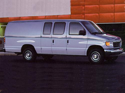 1992 Ford E250