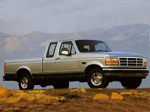 F-150 2wd Extended Cab