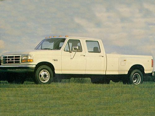 F-350 4X4 Extended Cab