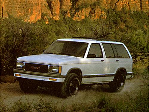 1992 GMC Rally