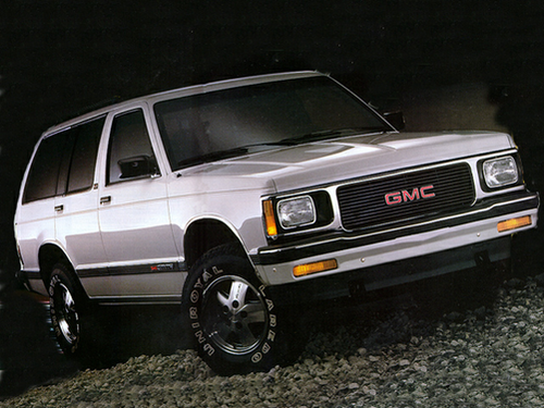 1992 GMC Jimmy