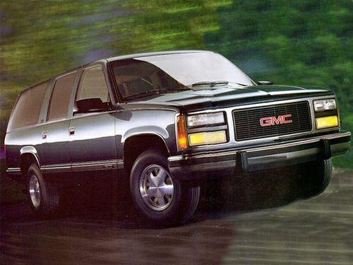 1992 GMC Suburban 2500