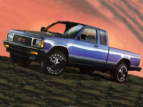 Sonoma 4X4 Extended Cab
