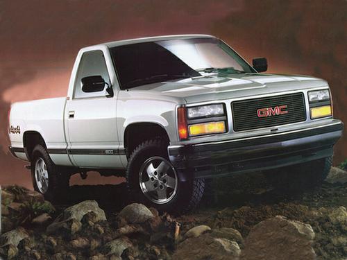 1992 GMC Sierra 3500