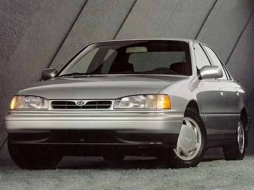 1992 Hyundai Elantra