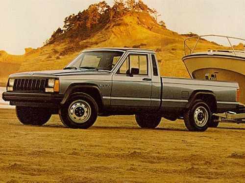 Most Reliable Truck Ever >> 1992 Jeep Comanche Reviews, Specs and Prices | Cars.com