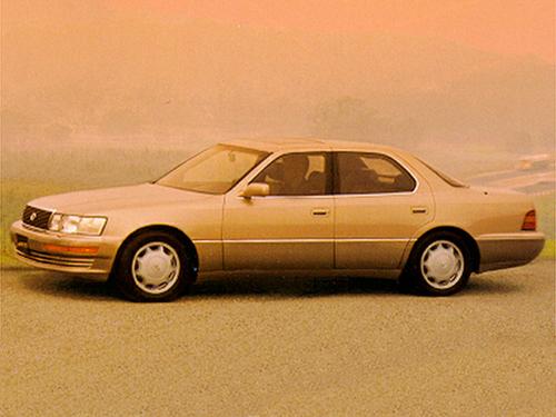 1992 Lexus LS 400