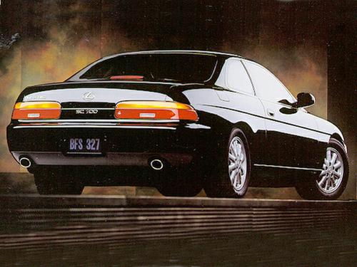 1992 Lexus SC 300