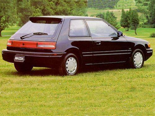 1992 Mazda 323