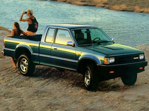 1992 Mazda B2600