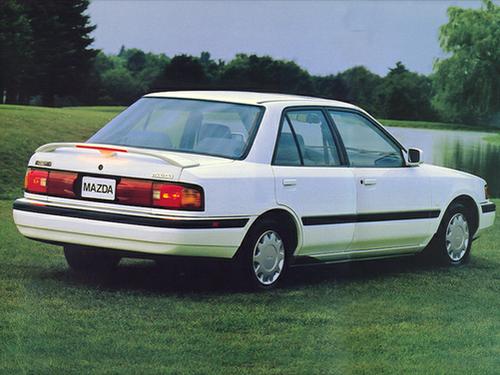 1993 Mazda Protege