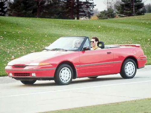 1992 Mercury Capri