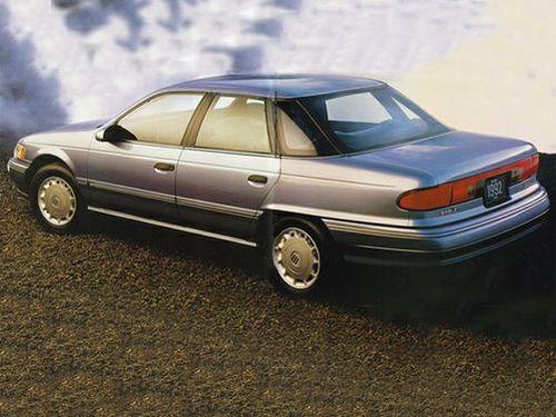 1992 Mercury Sable