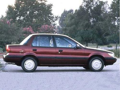 1993 Mitsubishi Mirage