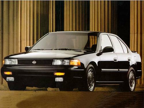 1992 Nissan Maxima