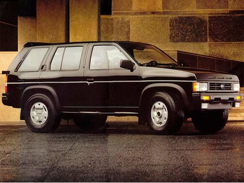 1992 Nissan Pathfinder