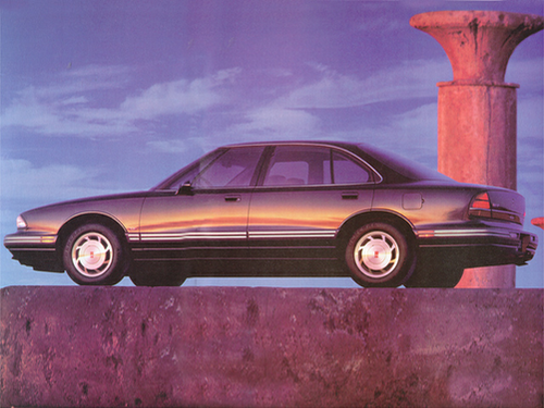 1992 Oldsmobile Eighty-Eight