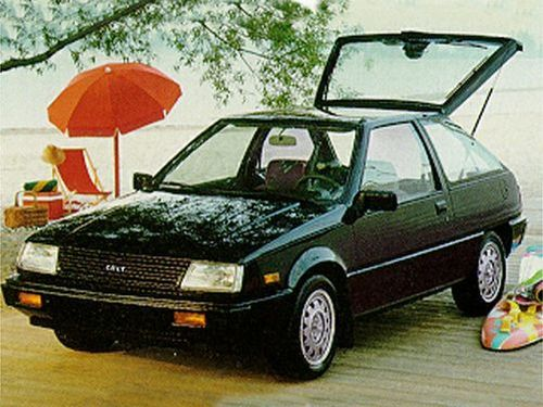 1992 Plymouth Colt