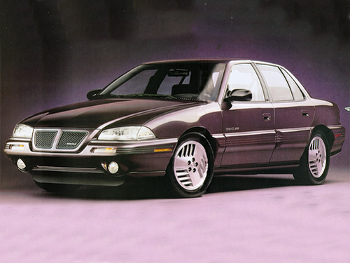 1992 Pontiac Grand Am