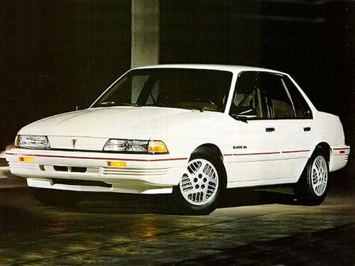 1992 Pontiac Sunbird