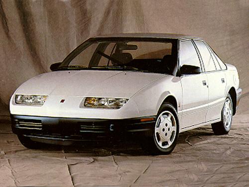 1992 Saturn SL