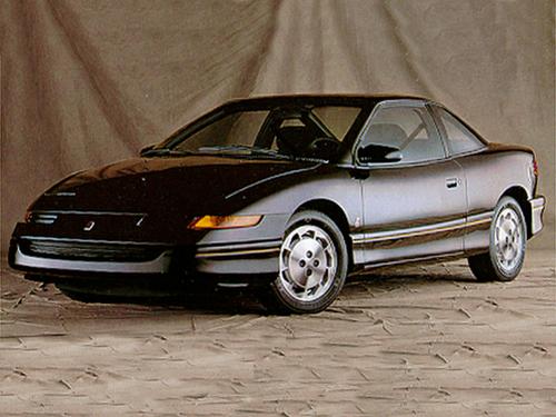 1992 Saturn SC