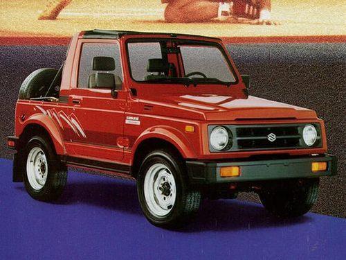 1992 Suzuki Samurai