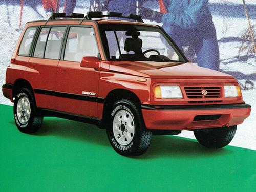 1992 Suzuki Sidekick