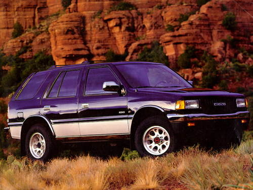 1992 Isuzu Rodeo