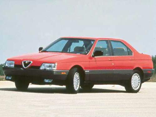 1993 Alfa Romeo 164