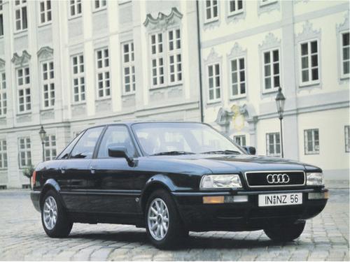 1993 Audi 90