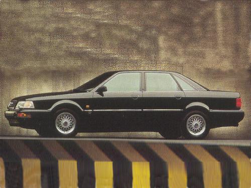 1992 Audi quattro