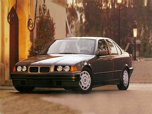 1993 BMW 318