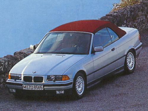1993 BMW 325