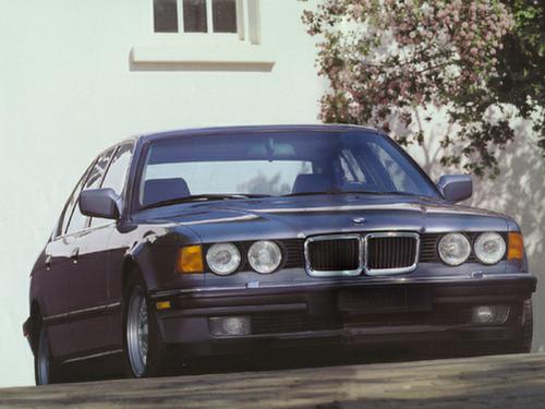 1993 BMW 750